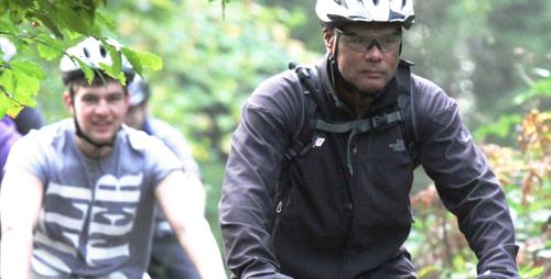 All-terrain Biking