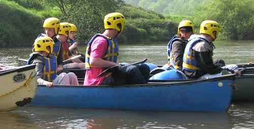 Overnight Canoe Bivi