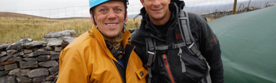Bump meets Bear Grylls!